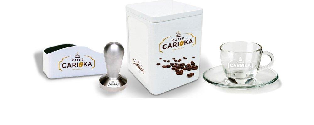caffè carioka merchandising