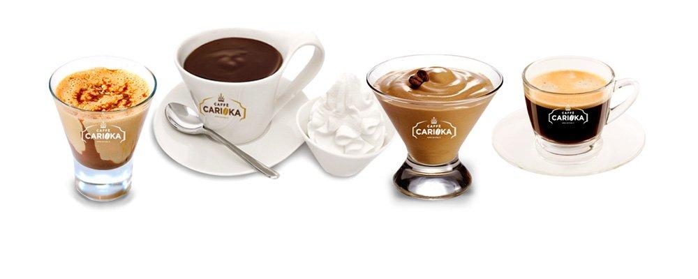 caffè carioka prodotti di consumo