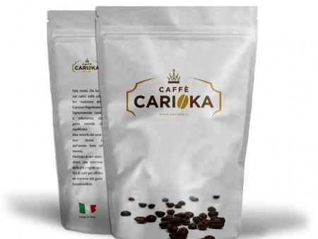 Caffè in grani decaffeinato