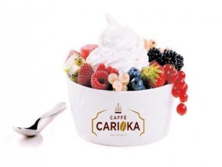 crema allo yogurt carioka