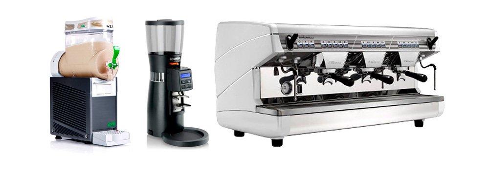 caffè carioka attrezzature