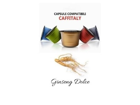 Ginseng capsule compatibili CAFFITALY