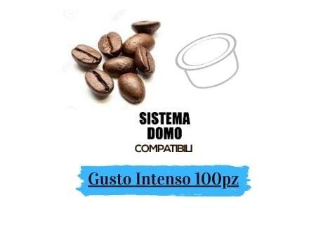 Caffè in capsule compatibili DOMO Gusto Intenso