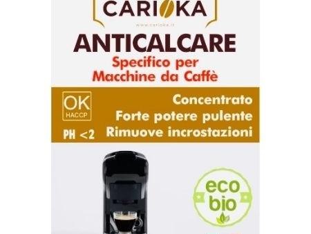 Anticalcare macchine da caffè