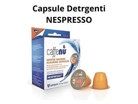 Capsula detergente compatibile NESPRESSO