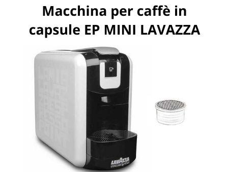 Macchina per caffè in capsule EP MINI LAVAZZA