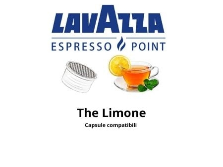 The Limone capsule compatibili ESPRESSO POINT