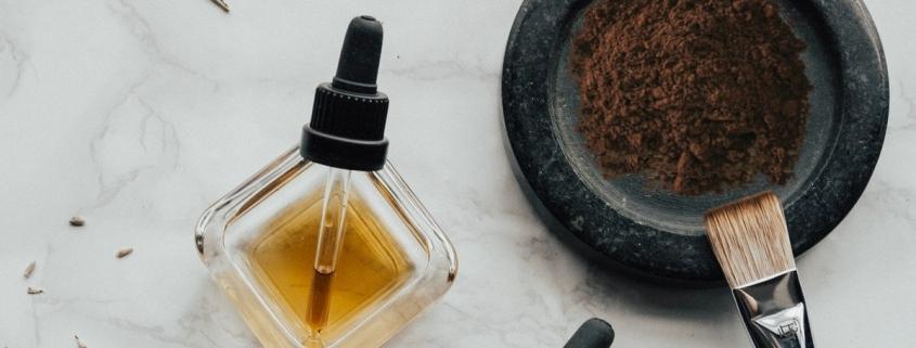 caffè proprietà cosmetiche