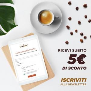 Newsletter carioka caffè srl