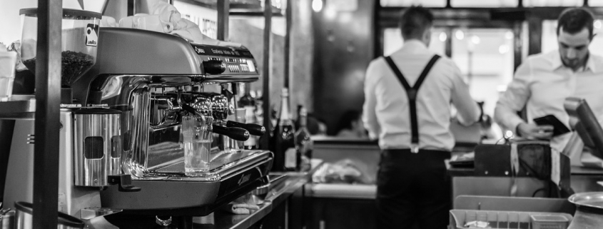 macchine da caffè professionali