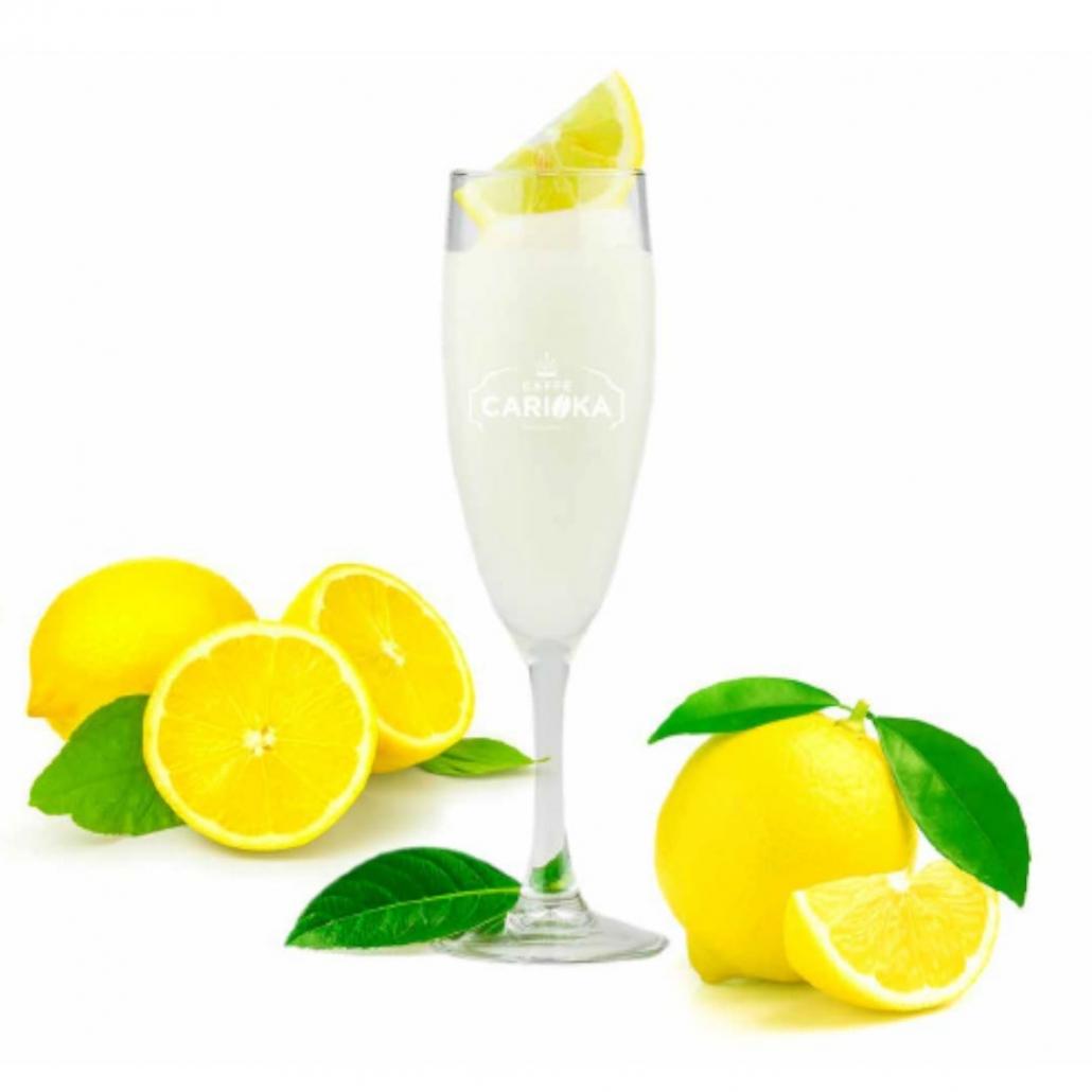 sorbetto al limone carioka