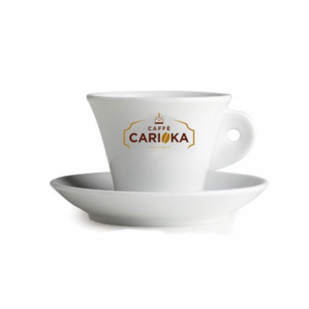 tazza da cappuccino carioka